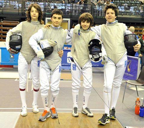 Squadra U14 Rag./All. - Bolzano
