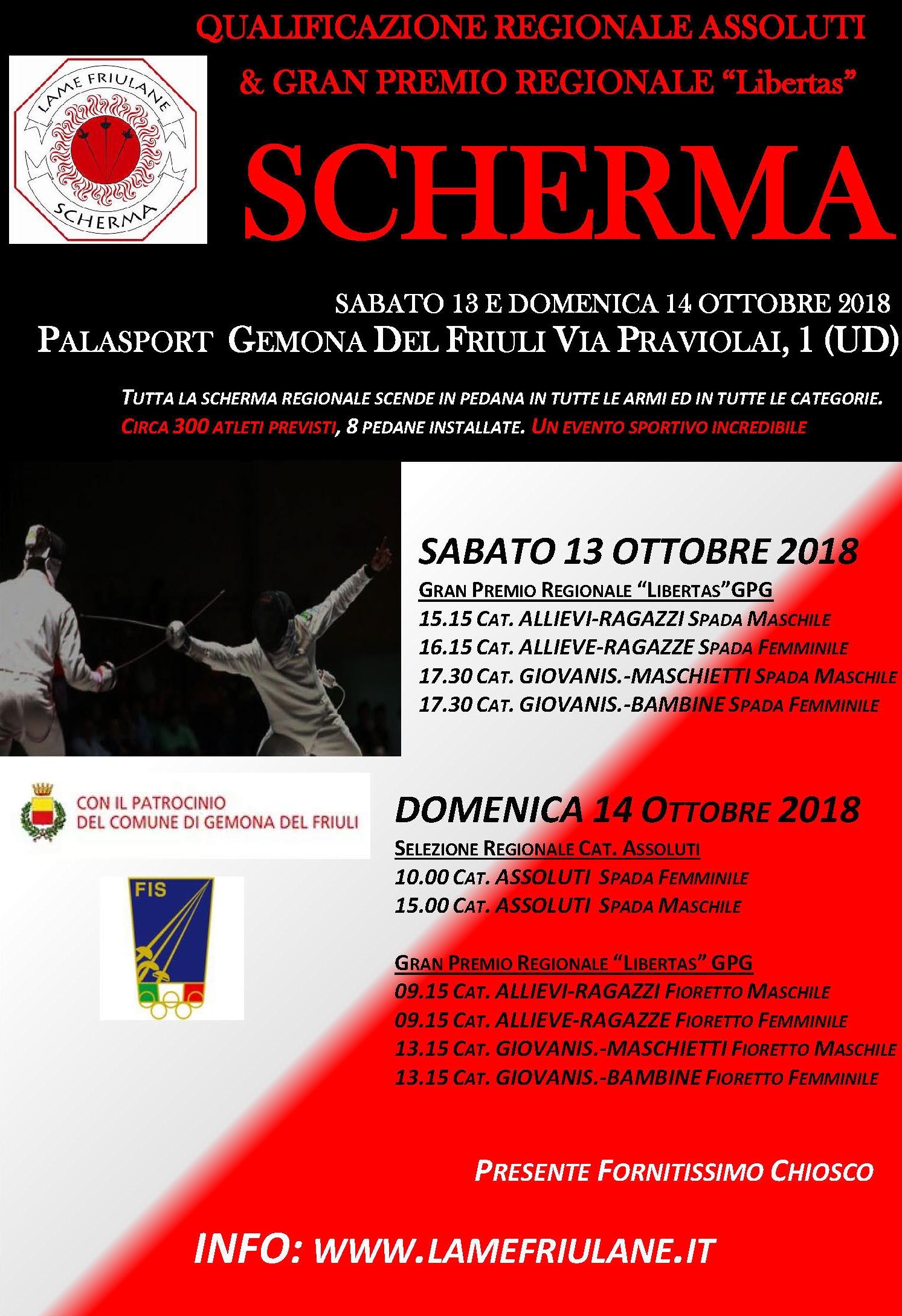 Volantino Gemona 2018