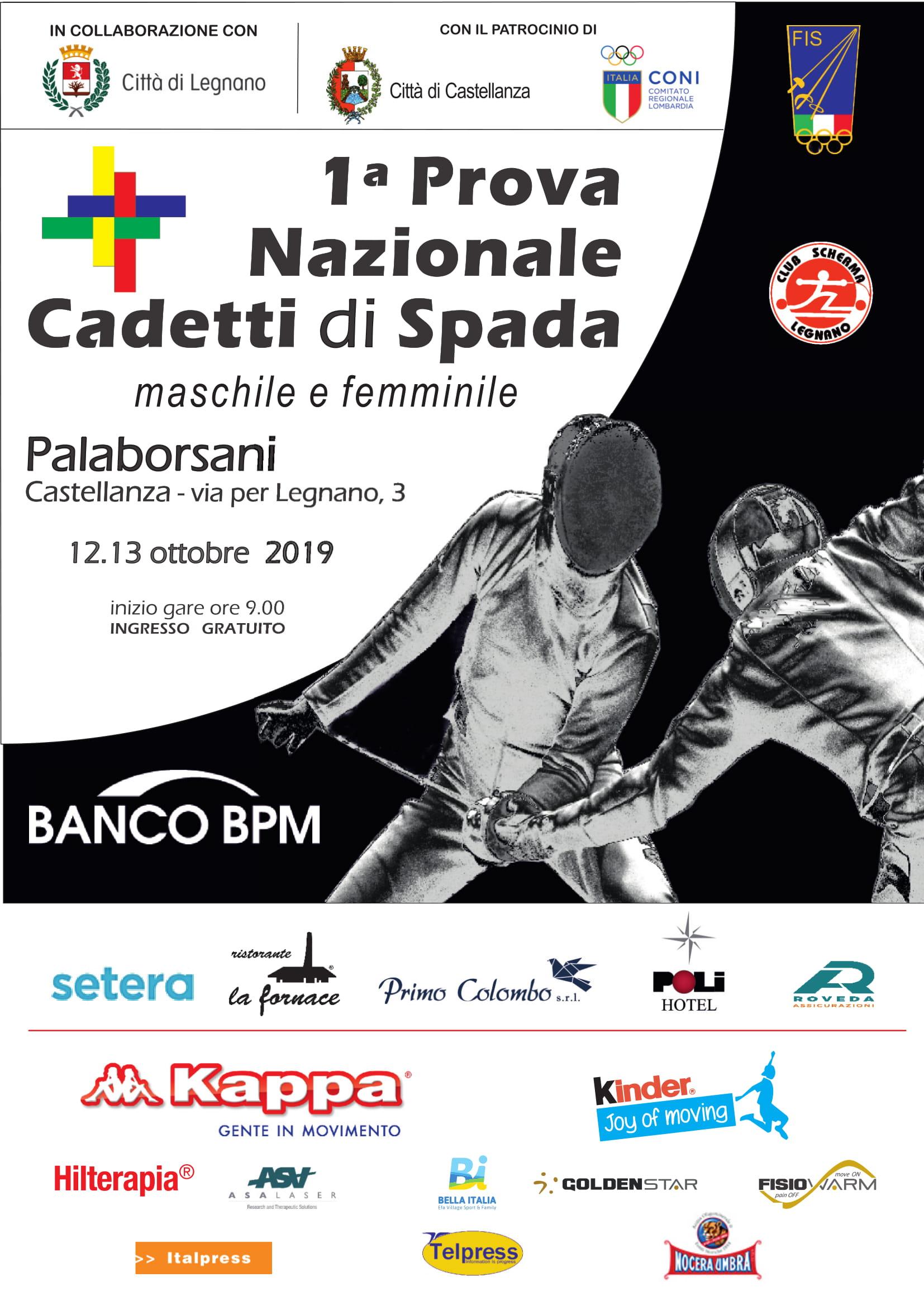 Locandina Legnano 2019